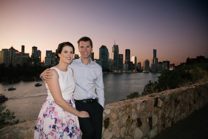Engagement Photography Kangaroo Point Brisbane